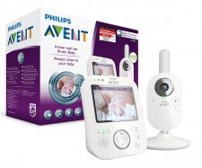 Test Babyphone - Philips Avent SCD630