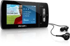 Test MP3-Player ab 32 GB - Philips GoGear Muse SA1MUS32K