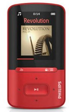 Test MP3 Player - Philips GoGear Vibe SA4VBE