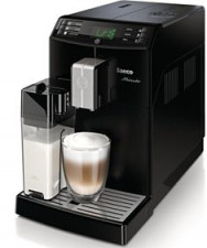Test Espressomaschinen - Philips Saeco Minuto One Touch HD8763