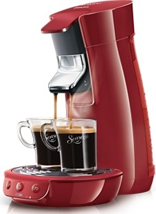 philips senseo viva caf hd7825 kaffeepadmaschine. Black Bedroom Furniture Sets. Home Design Ideas