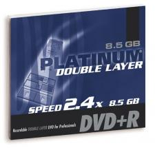Test DVD-R/+R Double Layer (8,5 GB) - Platinum / Best Media DVD+R DL 8,5 GB 2,4x