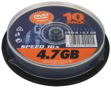 Test DVD-R - Platinum / BestMedia DVD-R 4,7 GB 16x