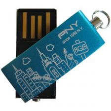 Test USB-Sticks mit 16 GB - PNY Micro Attaché City