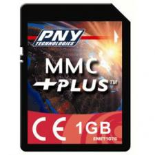 Test Multi Media Card (MMC) - PNY MMC plus