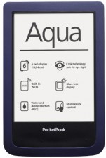 Test eBook-Reader bis 50 Euro - Pocketbook Aqua