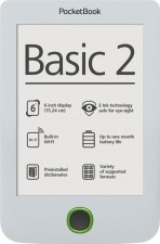 Test eBook-Reader bis 50 Euro - Pocketbook Basic 2