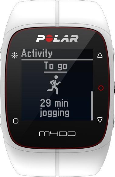 polar m400 pulsuhren und fitness tracker im test. Black Bedroom Furniture Sets. Home Design Ideas