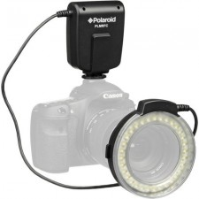 Test Polaroid LED Makro-Ringblitz