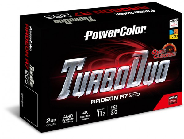 PowerColor R7 265 Turbo Duo OC Test - 0