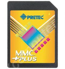 Test Multi Media Card (MMC) - Pretec MMC plus