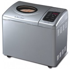 Test Brotbackautomaten & Backautomaten - Princess 151936 Silver Home Breadmaker