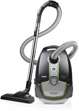 Test Staubsauger mit Beutel - Princess 335000 Vaccum Cleaner Silence Deluxe