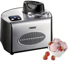 Test Eismaschinen mit Kompressor - Princess Ice Cream Maker 282600