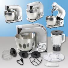 Aldi Quigg Profi-Küchenmaschine KM 2010.11 Vergleich und Test