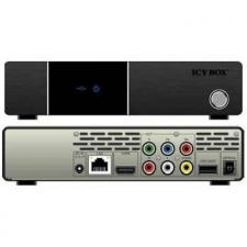 Test Media Center PC - Raidsonic Icy Box MP3011HW-B