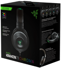 Test Headset - Razer Kraken 7.1 Chroma