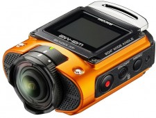Test Action-Cams - Ricoh WG-M2