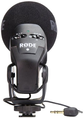 Rode Stereo Videomic Pro Test - 0