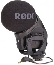 Test Rode Stereo Videomic Pro