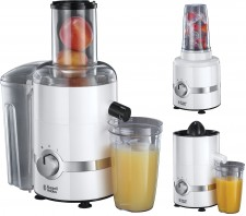 Test Entsafter - Russell Hobbs 3 in 1 Ultimativer Entsafter 22700-56