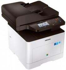 Test A4-Drucker - Samsung ProXpress C3060FR