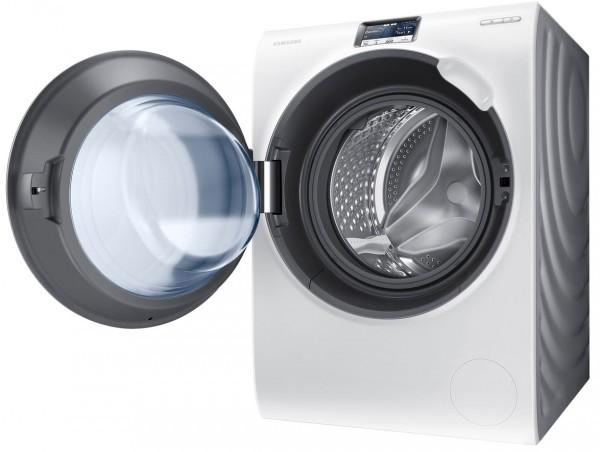 samsung crystal blue ww9000 waschmaschinen im test. Black Bedroom Furniture Sets. Home Design Ideas