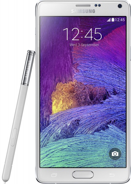 Samsung Galaxy Note 4 Test - 2
