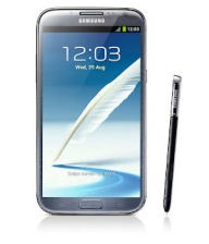 Test Android-Smartphones - Samsung Galaxy Note II