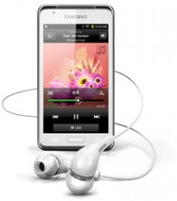 Test Touchscreen-MP3-Player - Samsung Galaxy S WiFi 4.2