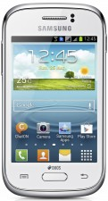 Test Samsung Galaxy Young GT-S6310N
