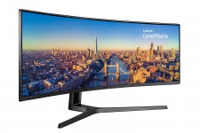 Test Monitore - Samsung C49J890
