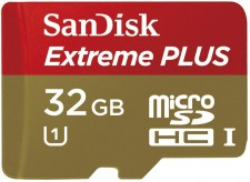 Test Secure Digital (SD) - Sandisk Extreme Plus microSDHC microSDXC Class 10 UHS-I