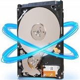 Test Seagate Momentus 5400.7 ST9750423AS