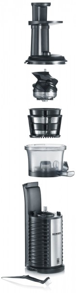 Severin Slow Juicer ES 3569 Test - 1