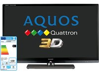 Test Smart-TVs - Sharp Aquos LC-52LE830E