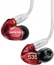 Test In-Ear-Kopfhörer - Shure SE535LTD