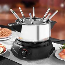 lidl silvercrest elektrisches fondueset im vergleich und test. Black Bedroom Furniture Sets. Home Design Ideas