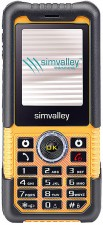 Test Outdoor Handys - Simvalley XT-710 V.2