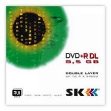 Test DVD-R/+R Double Layer (8,5 GB) - SK DVD+R DL 8,5 GB 4x