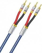 Test Kabel - Sommercable Excelsior SC-Quadra Blue