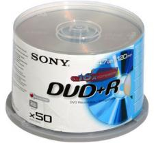 Test DVD-R - Sony DVD-R 16x