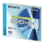 Test DVD-R/+R Double Layer (8,5 GB) - Sony DVD+R Double Layer 8,5 GB 2,4x