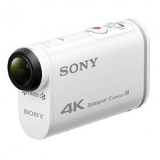 Test Action-Cams - Sony FDR-X1000V/VR