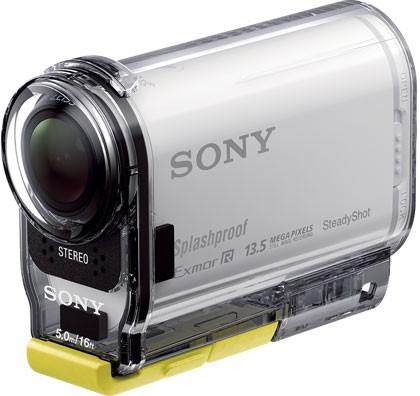Sony HDR-AS100VR Test - 1