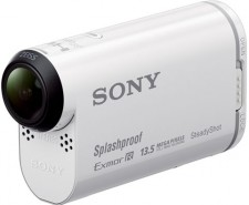 Test Sony HDR-AS100VR