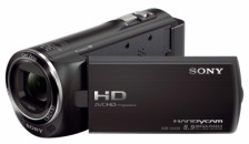 Test Full-HD-Camcorder - Sony HDR-CX220E