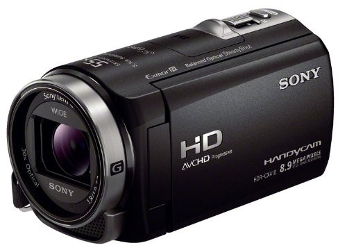 Sony HDR-CX410VE Test - 0