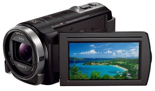 Sony HDR-CX410VE Test - 1