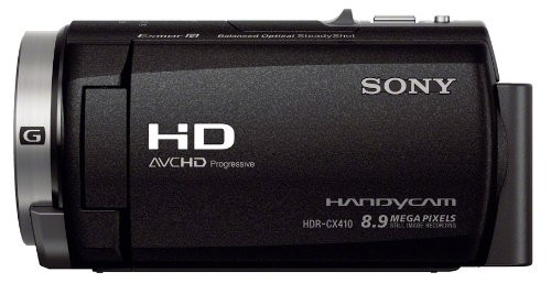 Sony HDR-CX410VE Test - 3